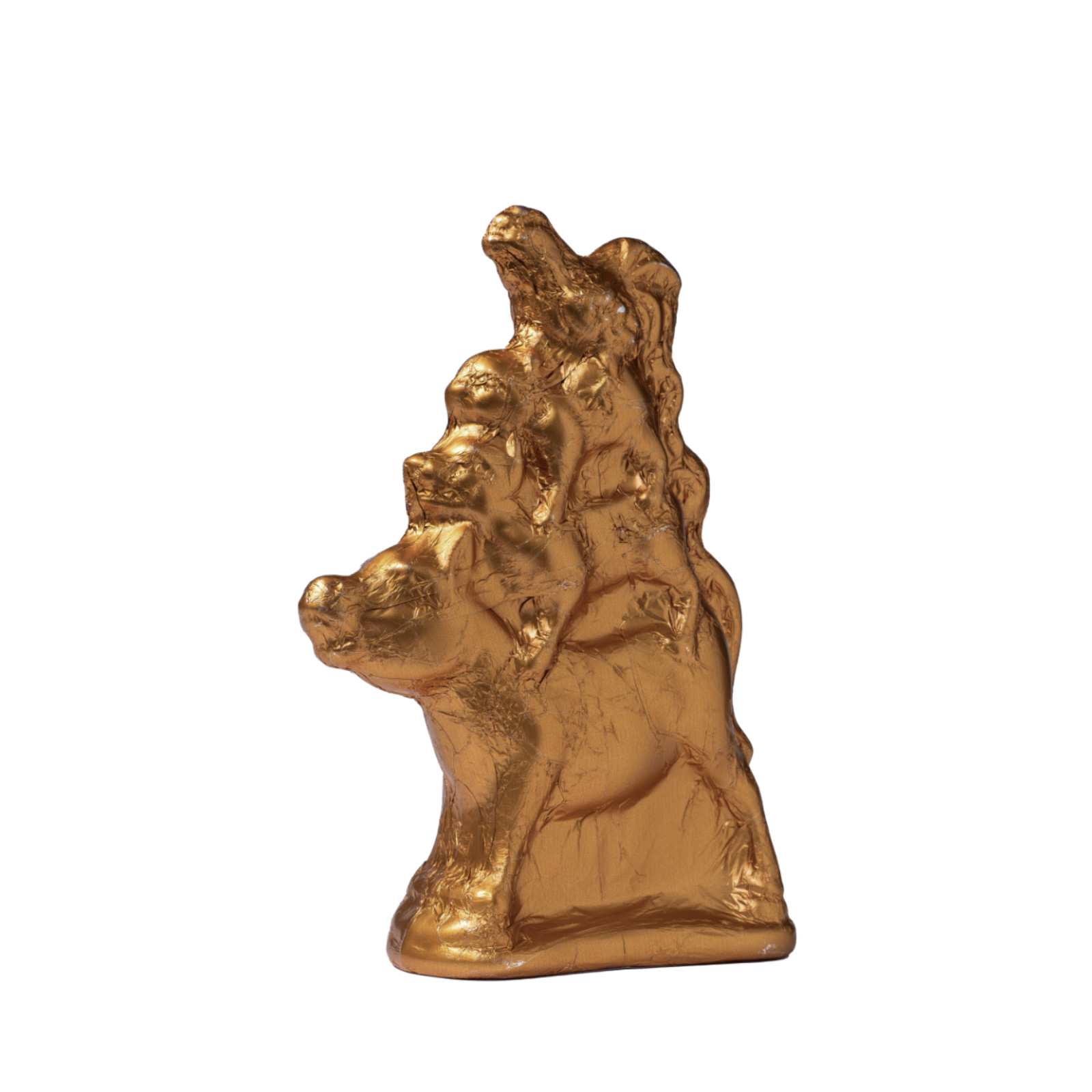 sweet-bremen-chocolate-figurine-town- musicians-of-bremen-orange